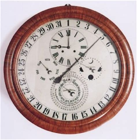 astronomical wall clock d j gale s astronomical calendar wall clock welch