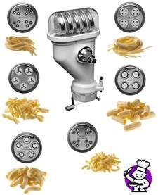 Kitchenaid Attachments Pasta Maker Kitchenaid Mixer Pasta Press Stand Mixer Attachment Kpexta