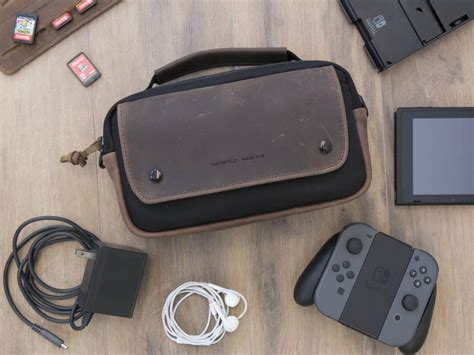 Dijamin Nintendo Switch All In Carrying Bag Hori best nintendo switch accessories in 2018 imore