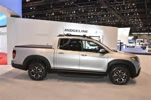 Honda Chicago Honda Dresses Up Ridgeline For A Out In Chicago