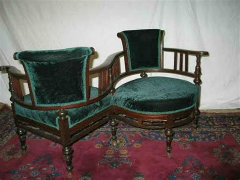 bed courtship victorian courtship tool the quot love seat quot shaped