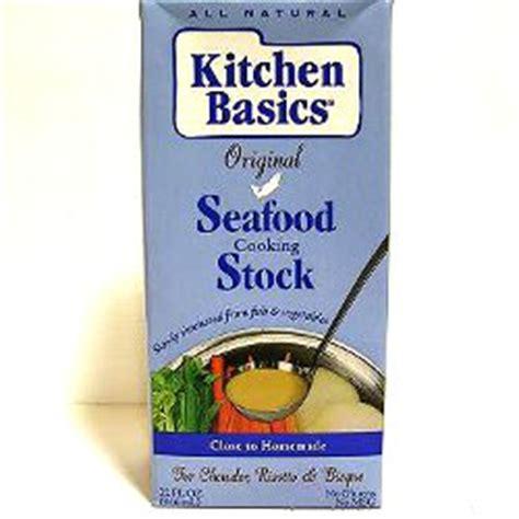 Kitchen Basics Brand Seafood Stock Kitchen Basics Brand Broth Soup Chowder