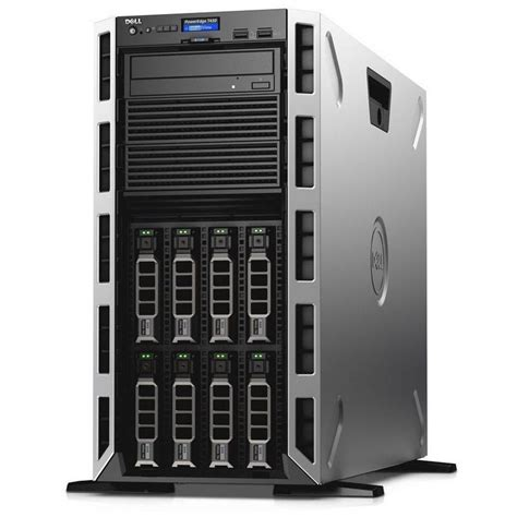 Server Dell T430 Intel Xeon E5 2620 V4 2 1ghz 20m Cache 8 0gt S 2 dell poweredge t430 tower server 2 x six xeon e5 2620 v3 192gb ram raid