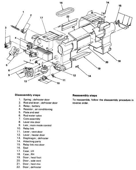 free auto repair manuals 1993 isuzu trooper spare parts catalogs service manual 1999 isuzu trooper heater coil replacement manual free service manual