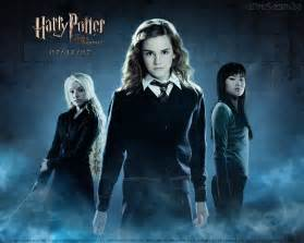 hermione granger lovegood and cho chang 28 harry