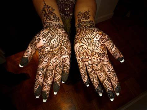 Best Pakistani Mehndi Design for Hand   SheClick.com