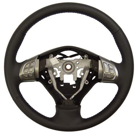 subaru outback steering wheel 2008 2009 subaru outback legacy steering wheel black