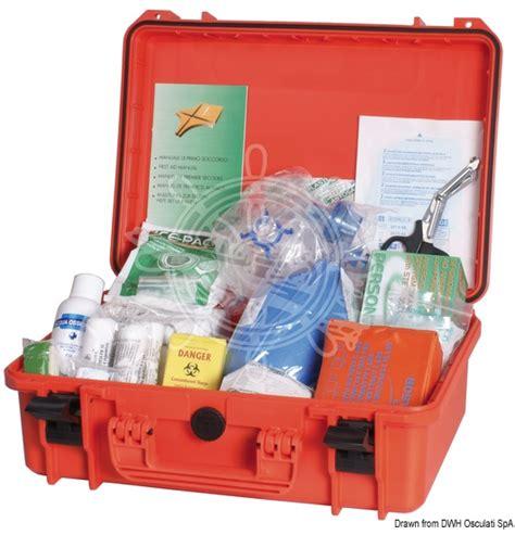 materiale cassetta pronto soccorso cassetta di pronto soccorso race