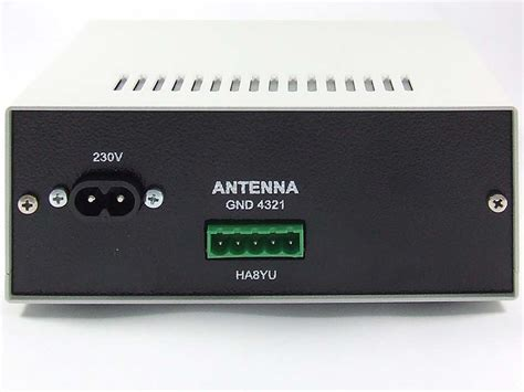 Switch Antena Hp hamtech remote antenna switch 4 way and 8 way remote