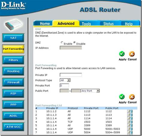 port forwarding server ip address how to configure a router for remote desktop