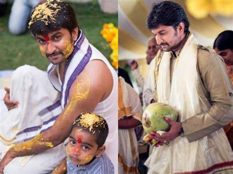 actor nani details eega actor nani anjana marriage function wedding