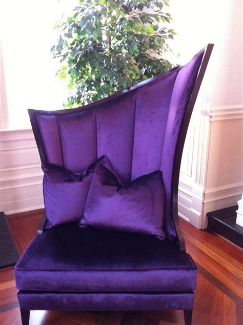 purple sofas and chairs 17 best images about purple is awesome on pinterest
