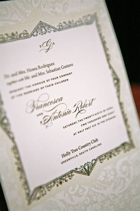 royal wedding invitation plan your own royal reception with opulent wedding style