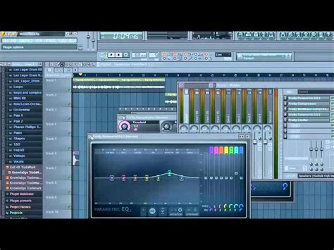 tutorial fl studio producer edition fl studio 10 xxl producer edition mastering settings youtube