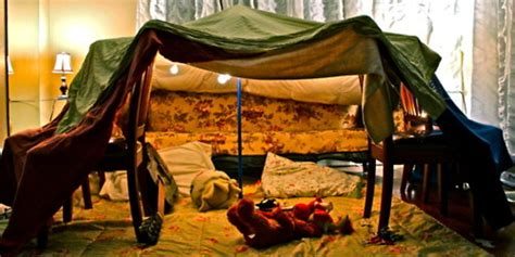our blanket fort kingdom of weakness for the church