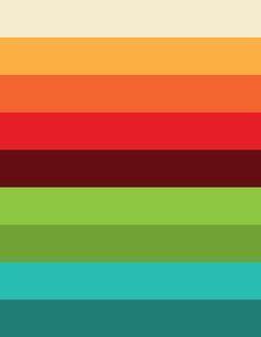 60s colors 60 s color scheme search color paletes retro
