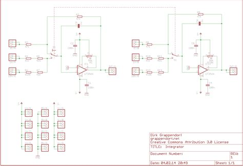 integrator circuit basics integrator analog circuit 28 images integrator analog integrated circuits op integrator