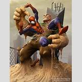 Sandman Vs Spiderman | 1762 x 2343 jpeg 1191kB