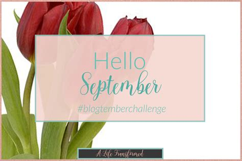 Hello Everyone My Favorite Season by The Blogtember Challenge Introduction 2015 A