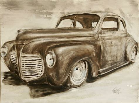 painting plymouth 1941 plymouth coupe classic car painting 1941 plymouth