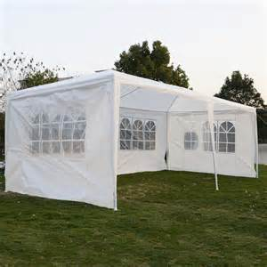 Party Gazebo by Outdoor 10 X20 Canopy Party Wedding Tent Gazebo Pavilion