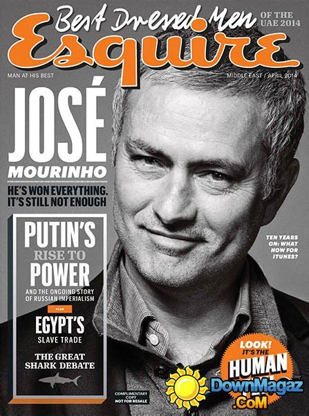 celebrity magazines in uae esquire middle east uae april 2014 187 download pdf