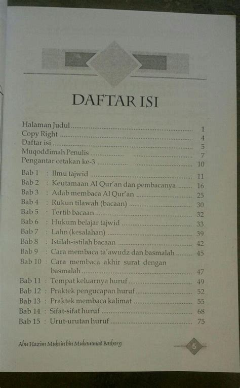 Buku Ogah Jadi Orang Gajian Ah buku panduan praktis tajwid dan bidah bidah seputar al quran