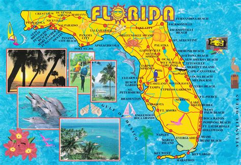florida in usa map maps update 600385 florida tourist map florida tourist