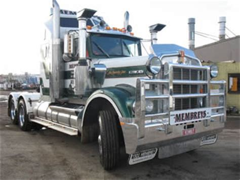 w series kenworth kenworth w series photos and comments picautos com