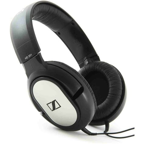 Headset Sennheiser Hd 201 Sennheiser Hd 201 Auricular Headset