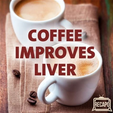 How Does A Coffee Detox The Liver by Dr Oz Liver Drink Exiire
