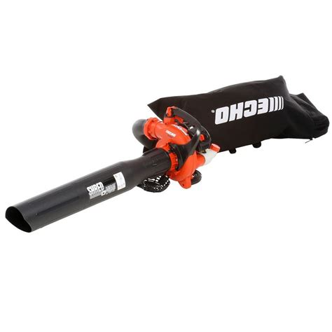echo 191 mph 354 cfm gas leaf blower vacuum shop your