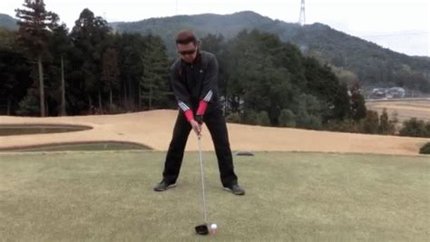 golf swing gif ninja swing gif golf ninja swing discover share gifs