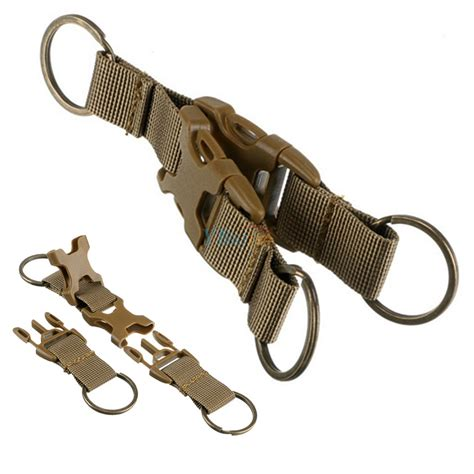 Buckle Keyring new backpack belt buckle key chain