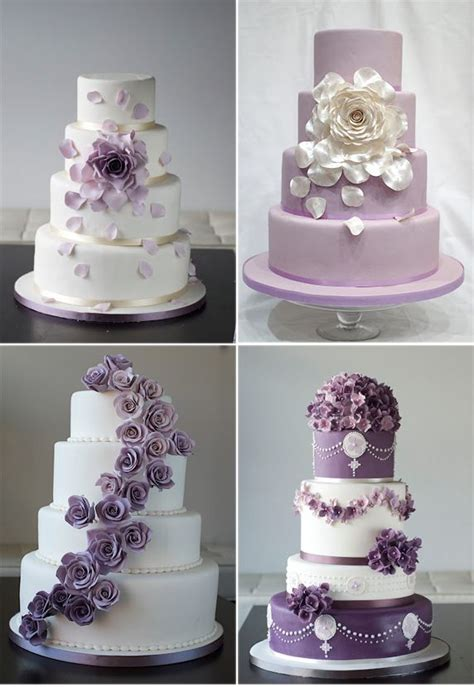 Hochzeitstorte Lila Blumen by Beautiful Cake Pictures Beautiful Assorted Purple