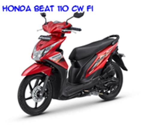 Switch Lu Honda Beat Fi honda beat 110 cw fi magnum evo tech motorcycle performance chip