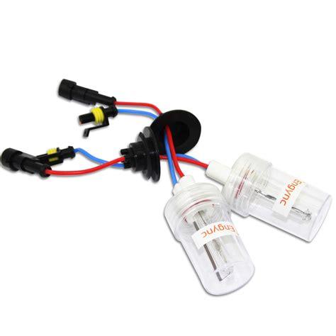 Lu Hid Xenon H11 2x hid xenon headlight bulbs l 75w h8 h9 h11 h10 9005