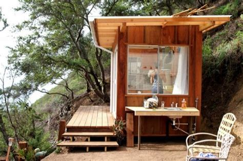 big sur cottage rental shack modern cabin big sur rentals travel more