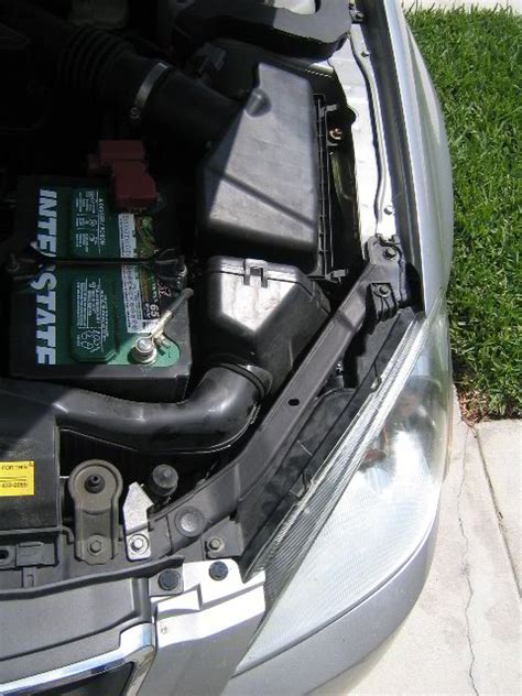 1999 nissan altima headlight bulb nissan altima headlight bulb replacement guide with