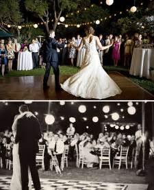 Backyard Wedding Dance Floor » Simple Home Design