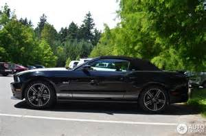 2001 Mustang Gt Black Ford Mustang Gt California Special Convertible 2012 18 July 2014 Autogespot