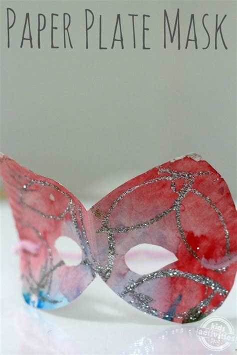 How To Make Masks Out Of Paper Plates - 25 best ideas about paper plate masks on