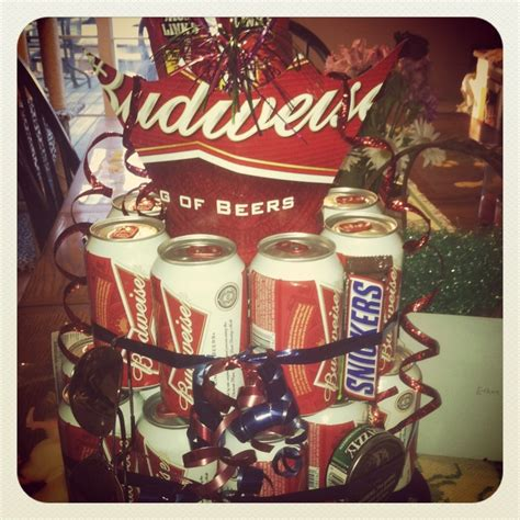 Budweiser Gift Card - 1000 images about corey bday on pinterest lotto tickets cakes and beef jerky