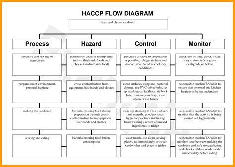 haccp plan template free haccp plan template choice image template design ideas
