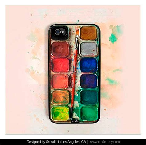 Casing Hp Iphone 4 Iphone 4 S Iphone 5 Iphone 5s Iphone 5c 7 watercolor iphone 4 4s by crafic on etsy