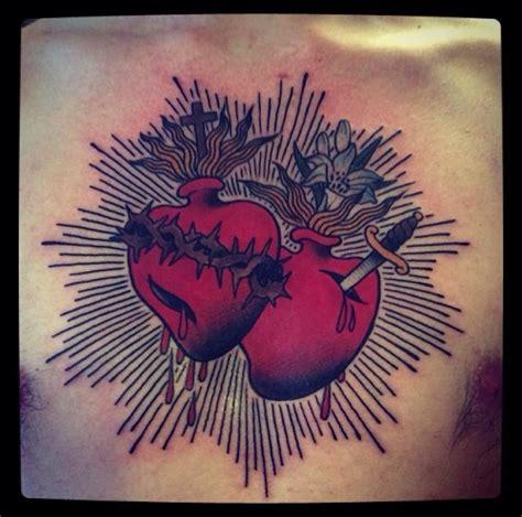 sacred heart tattoo atlanta sacred