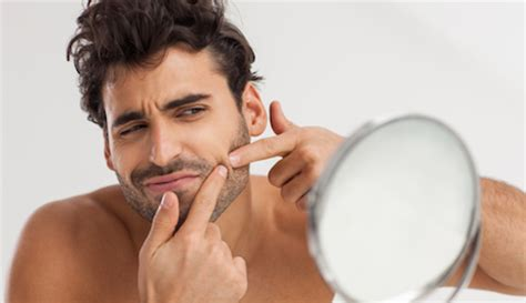 best facial treatment for men 5 ways to treat acne men s fitness
