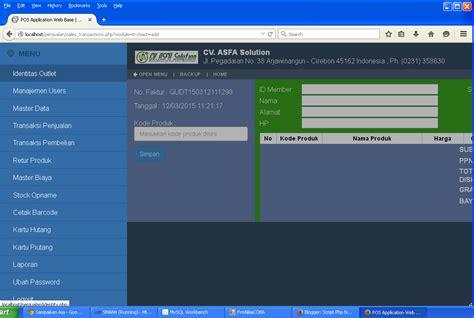 download source code gratis bisa di edit aplikasi e source code aplikasi inventory barang php script php
