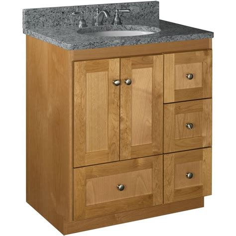 shaker cabinets home depot simplicity by strasser shaker 36 in w x 21 in d x 34 5