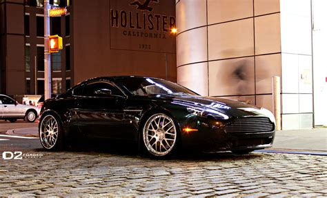 custom aston martin vantage aston martin v8 vantage custom wheels forged vs1 20x9 5